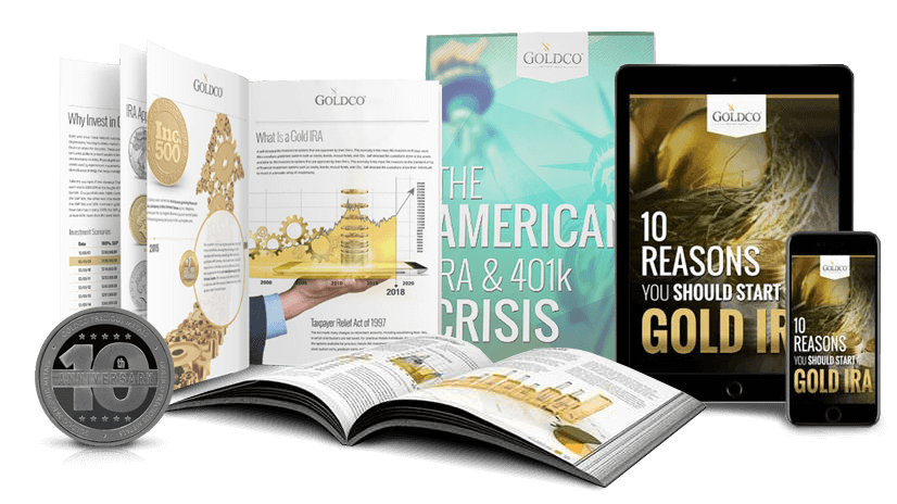 goldco free gold investor kit